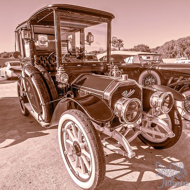 1910 Peerless 30 hp Open-Drive Landaulet by Brewster at Amelia Island 2011