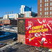 2021 Playoff Week Stunts: Chiefs Murals around KC