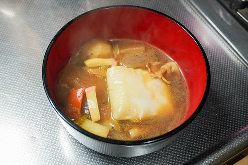 カレー雑煮