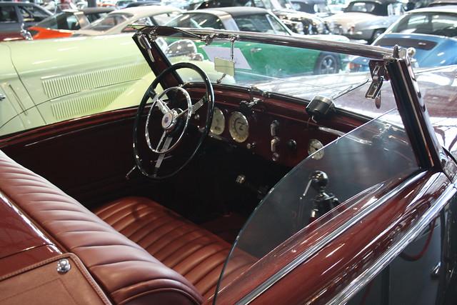 Steyr 220 Cabriolet 1938