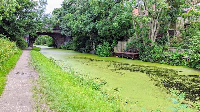 Canal in Preston