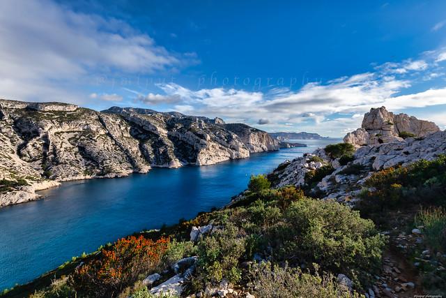 Calanque de Sormiou - Marseille - Provence - France -3D0A9435
