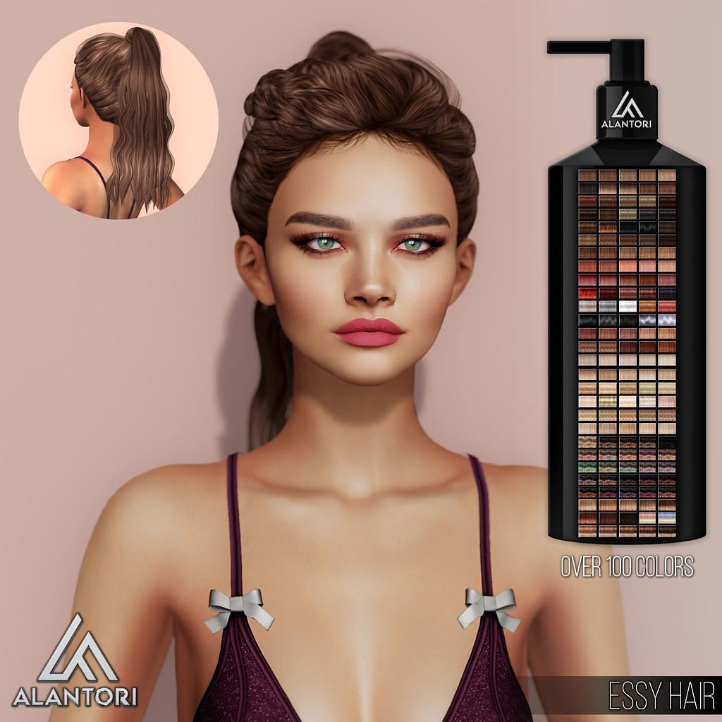 ALANTORI | Essy Hair