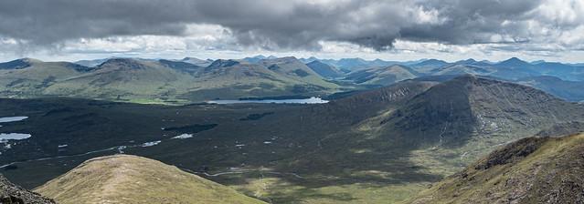Argyll Panorama - June 2019