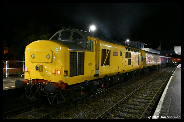 No 97304 (37217) John Tiley 15th Jan 2021 Woodbridge