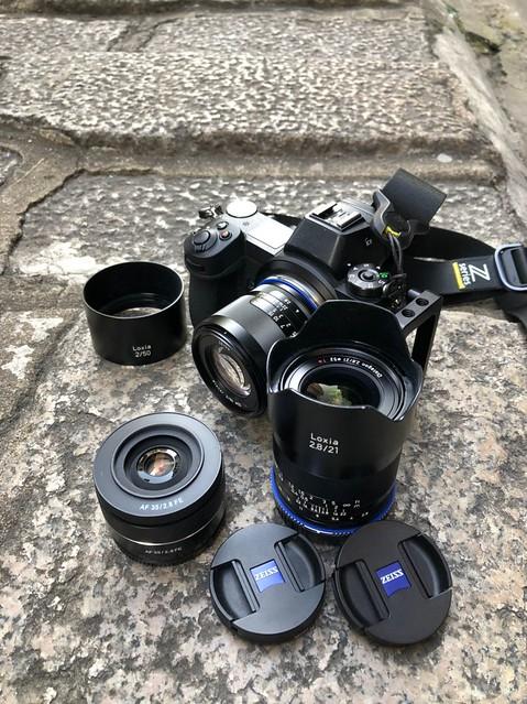 Loxia 50mm f2 大威德明王