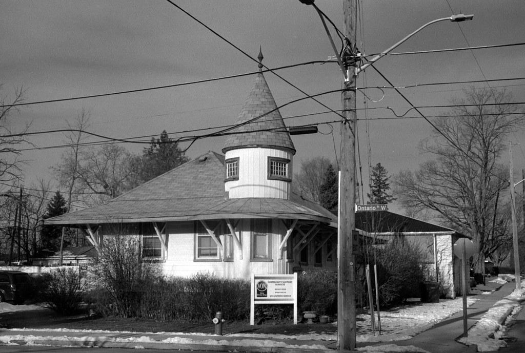 Credit Valley Railroad