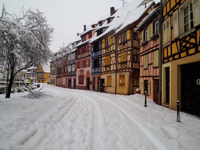 Rue de la Poissonnerie (Colmar, F)