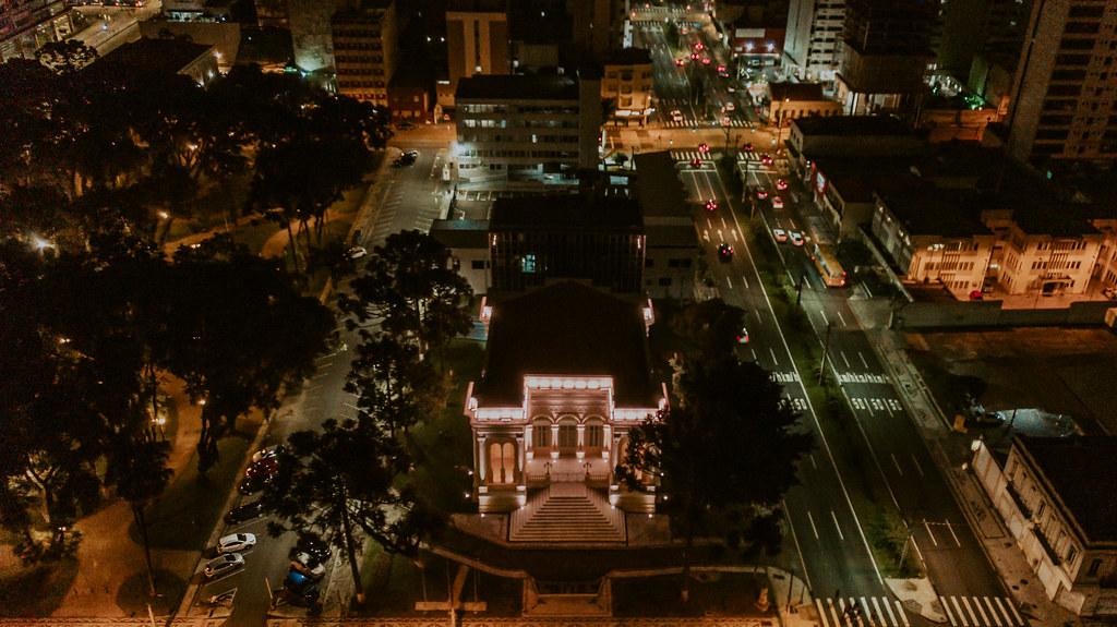 15/01/2021 - Iluminação Palácio Rio Branco - Janeiro (branco) - Campanha Saúde Mental