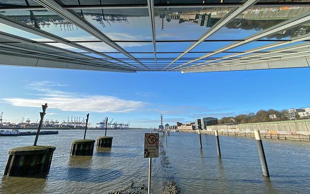 HH Hafen Dockland Pano