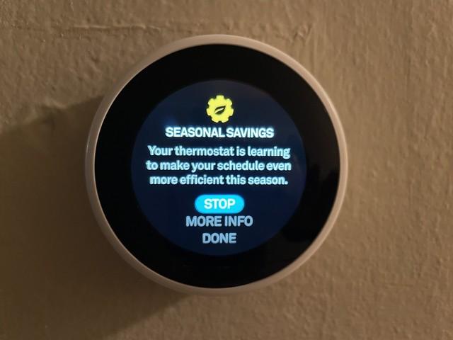 Nest Seasonal Savings