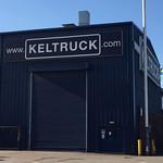 Keltruck Scania West Bromwich Dalby spray booth