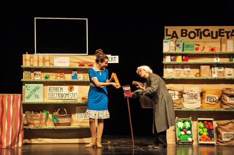 La botigueta, de Tanaka Teatre – familiar – La Pregonera Sitges 2021