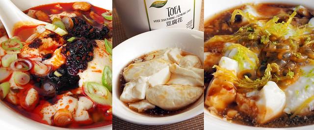 Tofu Pudding (tofa)