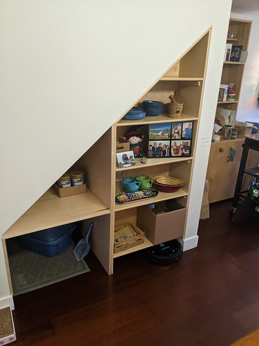 New Shelving Unit | by Canadian Veggie