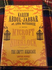 Mycroft and Sherlock: The Empty Birdcage - Kareem Abdul-Jabbar & Anna Waterhouse