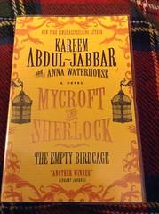 Mycroft and Sherlock: The Empty Birdcage - Kareem Abdul-Jabbar & Anna Waterhouse