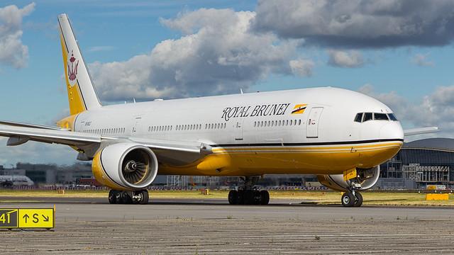 Royal Brunei 777.