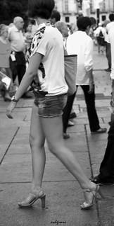 tempo fa estate in piazza