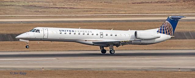 United Express Embraer ERJ-145LR N14993 (IAH) (edit)
