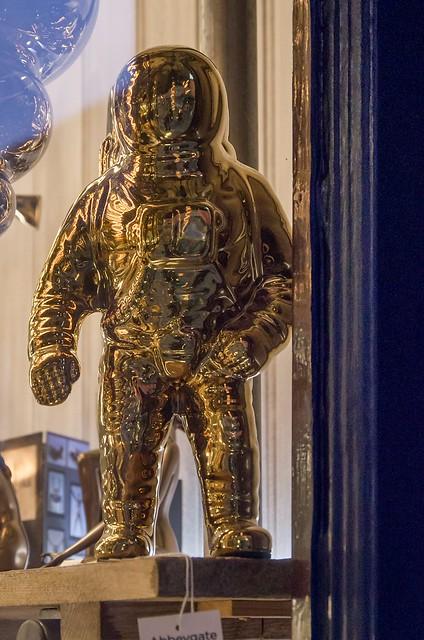 Spaceman Selfie
