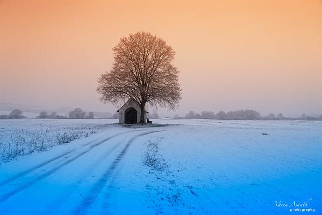 The Snowy Chapel
