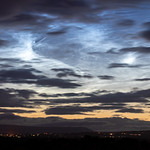 Preston Noctilucent Cloud