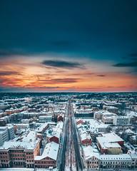 Perspective | Kaunas aerial #14/365