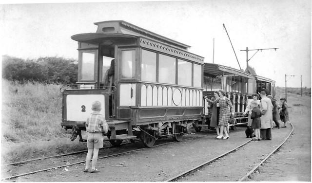 Giant's Causeway trailer car No. 2 in 1947