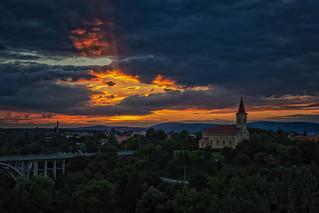 Veszprém - László church