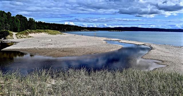 3. THE LAKE SUPERIOR,  SANDY BEACH, ACA PHOTO