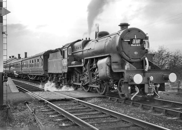6P5F no.42727. Uttoxeter, 23 April 1966
