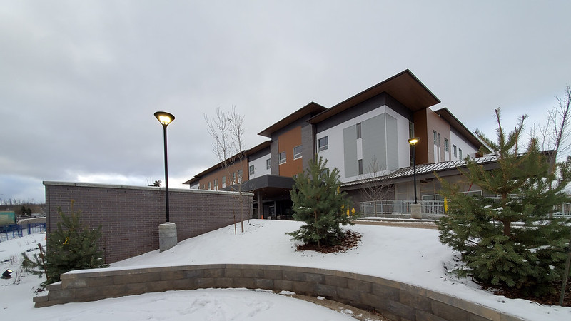 Construction complete at continuing care centre