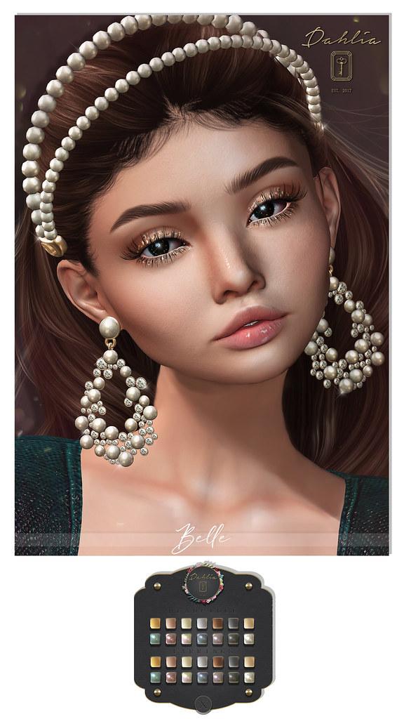Dahlia – Belle – Jewelry Set for Kustom 9