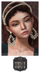 Dahlia - Belle - Jewelry Set for Kustom 9