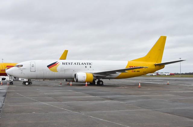 EC-NMK B737-406/SF Swiftair/West Atlantic