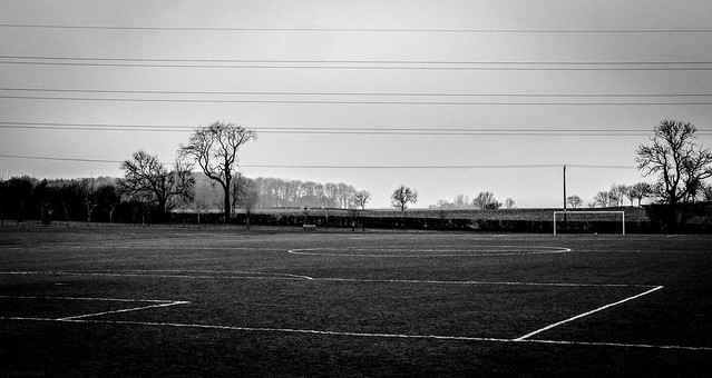 Along desolate lines