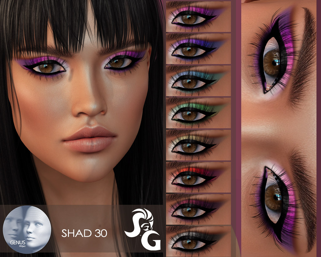 Genus Eyeshadow 30