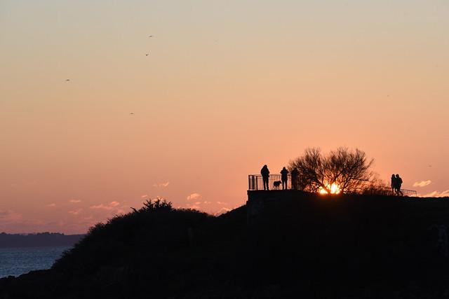2021 Janvier - Coucher de soleil (Larmor).001