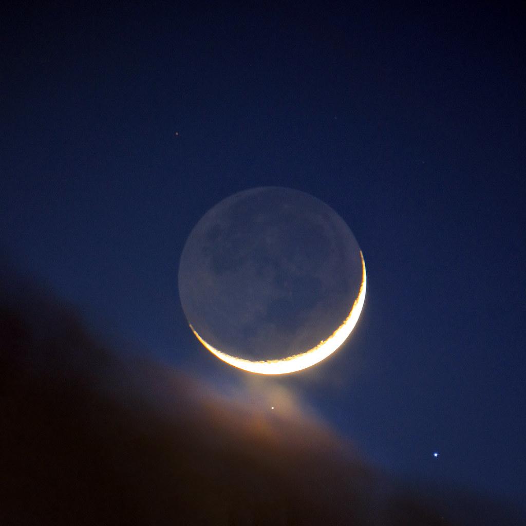 Moon...light touch