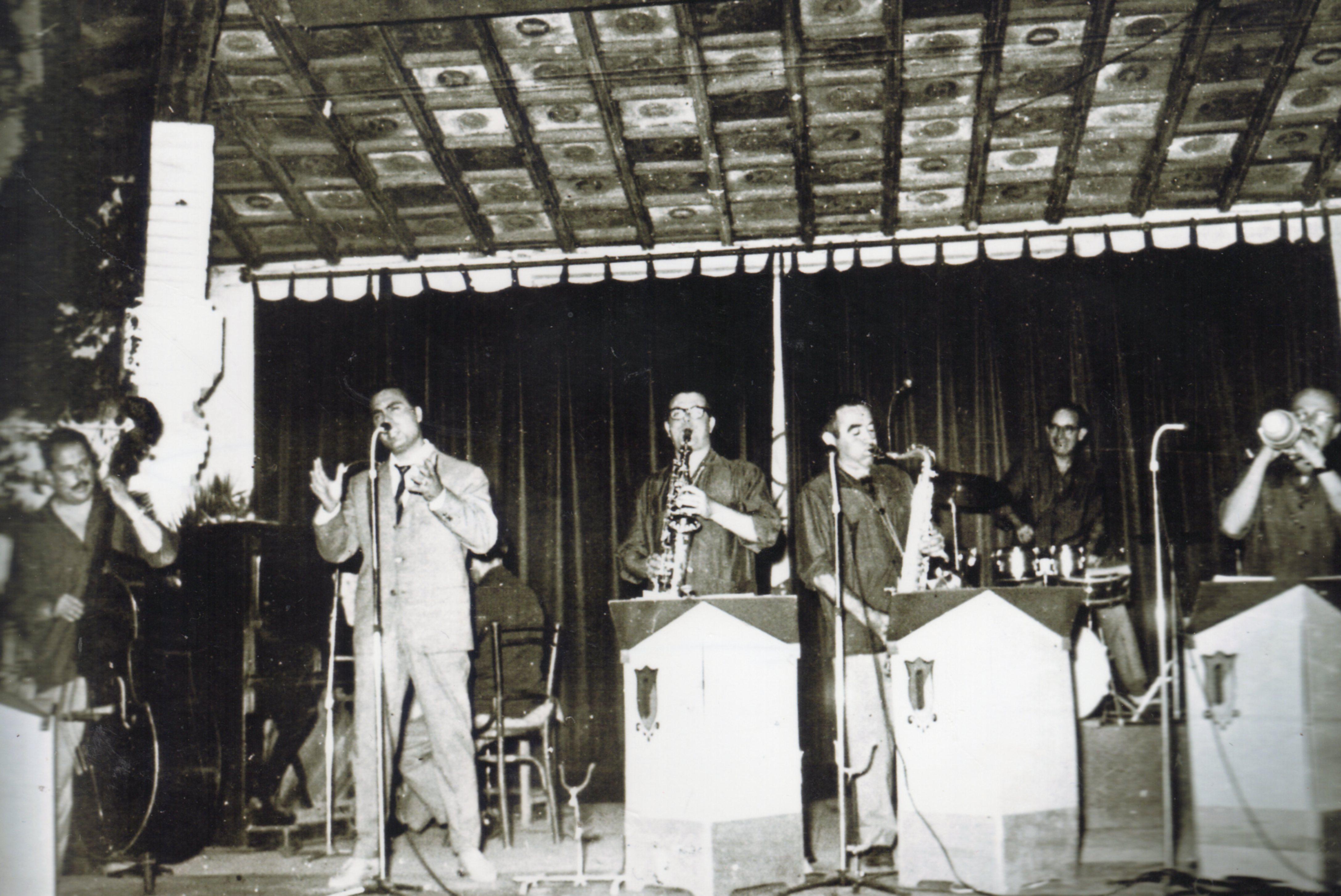 1960 LOS IBEROS DEL JAZZ