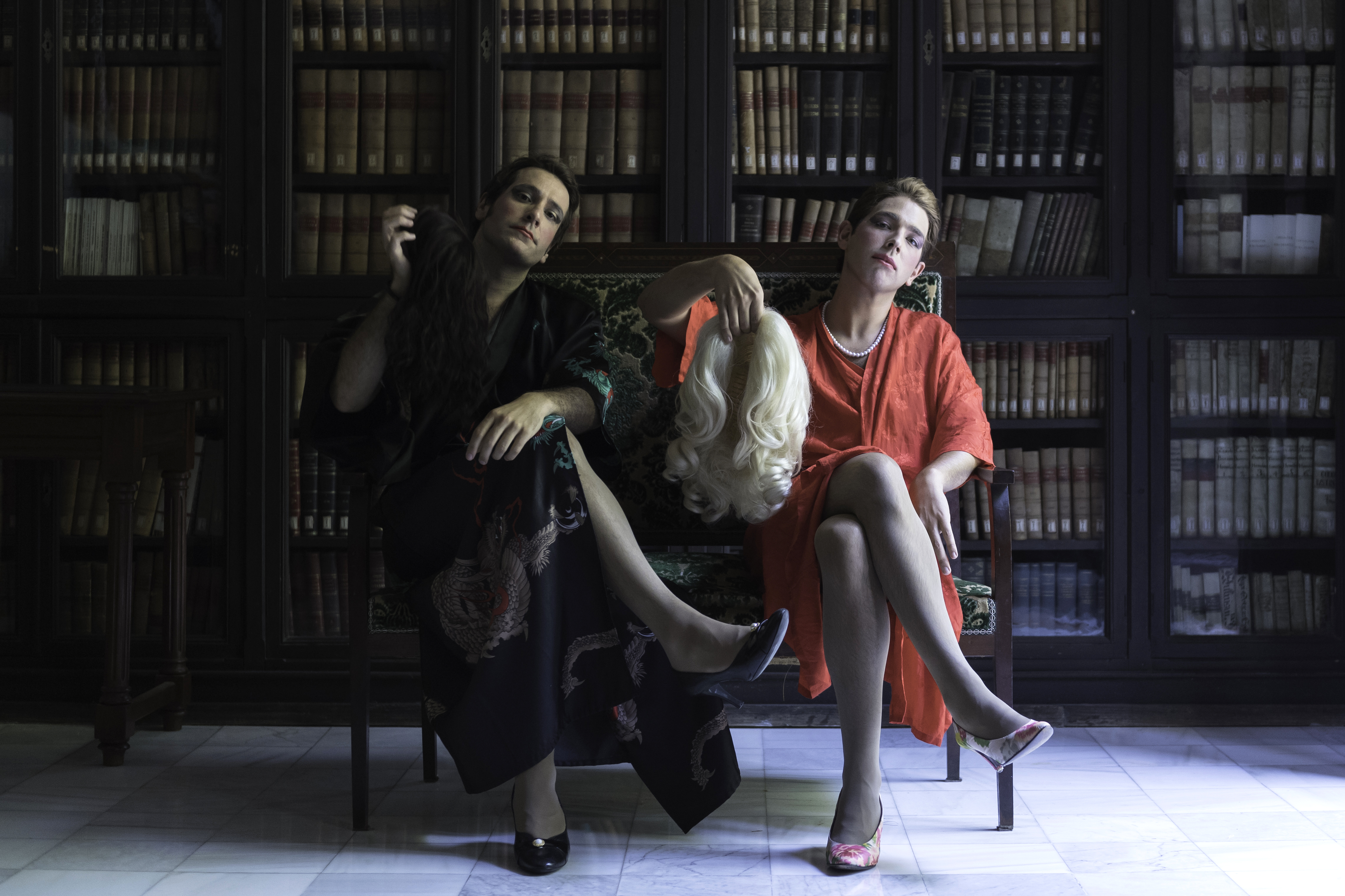Les dones sàvies (┬® May Zircus)