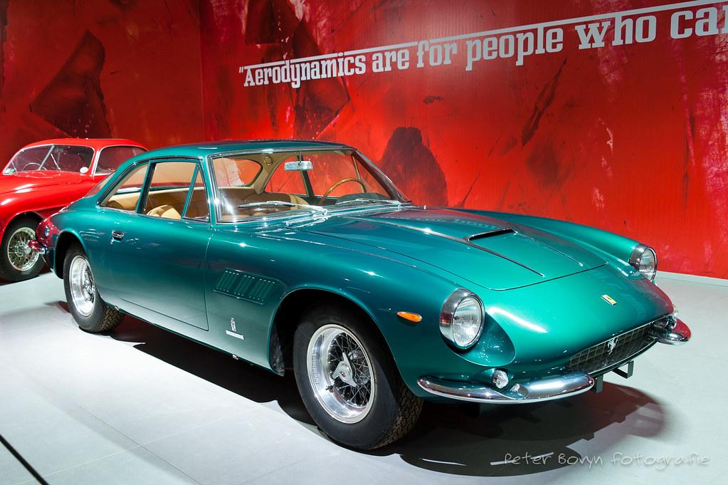 Ferrari 500 Superfast Speziale - 1964