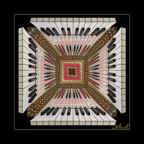 piano vintage webster keys ivory ebony wire felt dust happyslidersunday hss art circuit electronics thingsthatmakenosense