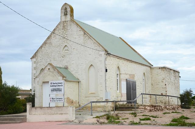 DSC_2127 Uniting Church, 39 Warooka Road, Yorketown, South Australia