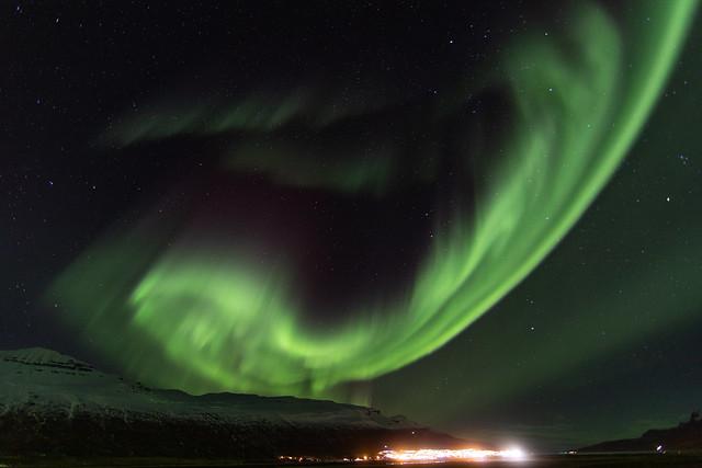 11th January in Fáskrúðsfjörður