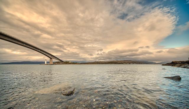 Skye Bridge, Scotland.