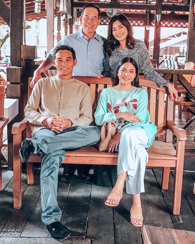 Aishah Azman Atau Jasmine Suraya Pilihan Azhan Rani? Dalam Telemovie DI PINGGIR ILUSI
