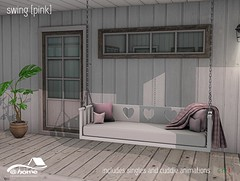 @home: swing [pink]