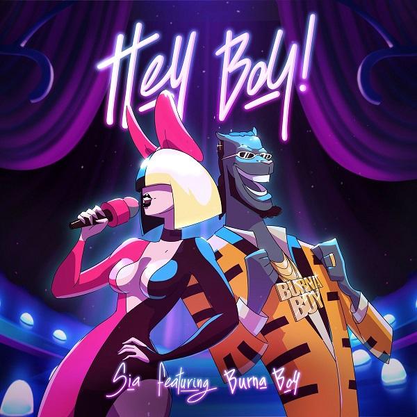Sia - Hey Boy!